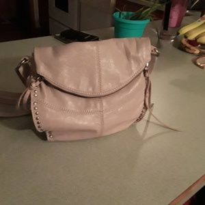 The Sak Lilac purse...just gorgeous color